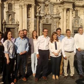 Ciudadanos presenta una candidatura reflejo de la sociedad murciana para afrontar una época de cambio y consenso