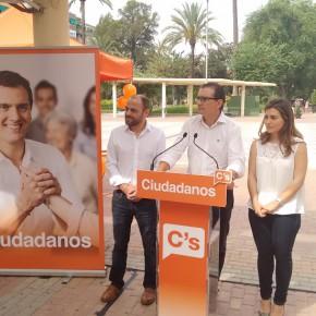 Ciudadanos seguirá luchando por la verdadera regeneración democrática, mayor transparencia y erradicar la corrupción