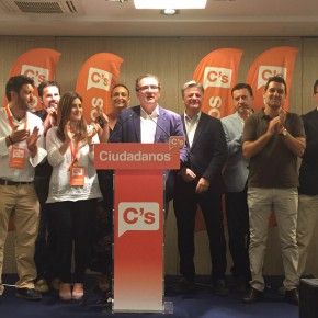 """Garaulet: """"Ciudadanos se ha convertido en una opción centrada y consolidada en la Región de Murcia"""""""