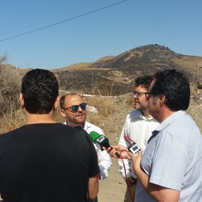 Ciudadanos lamenta que el Gobierno regional siga sin concretar soluciones a la situación de la Bahía de Portmán