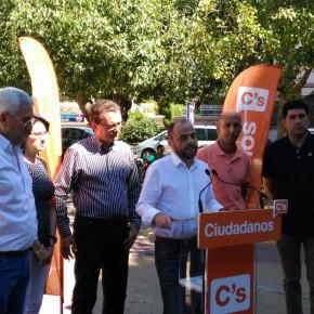 Ciudadanos propone un plan estratégico de turismo y potenciar una marca común para toda la Región