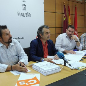 Ciudadanos exige a Ballesta que aplique la Ley para que las subvenciones deportivas municipales no vuelvan a darse 'a dedo'