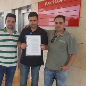 C's Calasparra denuncia ante la Fiscalía presuntos cobros ilegales por parte de los ediles del PSOE