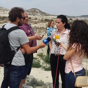 Ciudadanos denuncia que el Gobierno local de Mazarrón se ha apropiado de su trabajo para atribuirse la aprobación del proyecto de la Vía Verde en el municipio