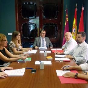 Ciudadanos solicitará a Ballesta la presentación del contencioso ante la Audiencia Nacional sobre la llegada del AVE a Murcia