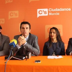Ciudadanos considera inaceptable el retraso en la interposición del recurso del AVE por la paralización en verano de la Secretaría del Ayuntamiento
