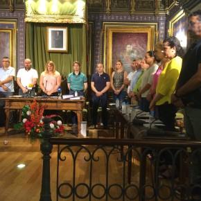 Ciudadanos Mazarrón vota en contra de los presupuestos municipales.