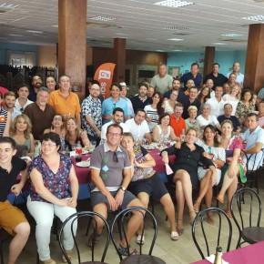 Ciudadanos Región de Murcia celebra su comida de hermandad en Bolnuevo