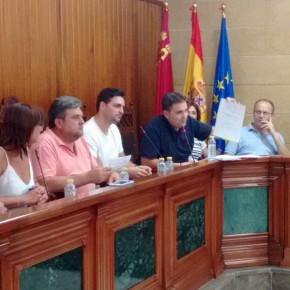 Ciudadanos lamenta la negativa a la creación de una comisión de investigación sobre los presuntos cobros ilegales de ediles liberados en Calasparra