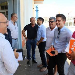 Los Grupo Municipales de Ciudadanos en el Mar Menor preparan una nueva ofensiva legislativa para proteger la laguna