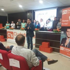 Ciudadanos San Javier considera que la actitud del concejal tránsfuga Santos Amor, ex edil del PSOE, es una estafa democrática