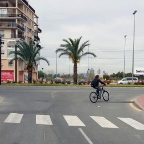Ciudadanos lamenta el escaso valor que Ballesta da a la seguridad de los ciclistas en el municipio