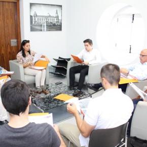 Los Grupos de Ciudadanos en el Mar Menor coordinan estrategias para impulsar la imagen de la laguna