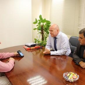 C's Cartagena estudia llevar a la Fiscalía la acusaciones del alcalde sobre los trabajadores de Lhicarsa