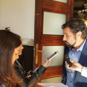 """Mario Gómez: """"Llegaremos a acuerdos con el PP  cuando tengan consignación presupuestaria y plazo de ejecución fijado"""""""