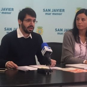 Los concejales de Ciudadanos San Javier renunciarán al incremento salarial impuesto por el PP y el concejal tránsfuga