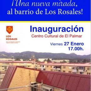 La Junta de El Palmar organiza una exposición fotográfica sobre la rehabilitación de Los Rosales para fomentar su integración intercultural