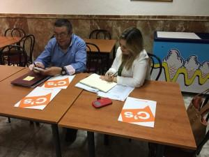 Abanilla Esther Tenza y Ramón Rocamora