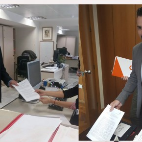 Cs registra una iniciativa en la Asamblea regional y en el Ayuntamiento para que el AVE llegue de forma temporal a Beniel