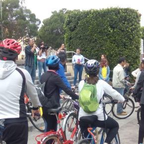 Ciudadanos pide a José Ballesta que no tome más el pelo a los usuarios de la bici y pase de los anuncios a la acción