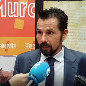 Ciudadanos recuerda a Bernabé que carece de autoridad moral para hablar sobre la llegada del AVE a Murcia