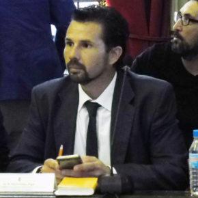 """Ciudadanos reclama al presidente de Adif un proyecto del AVE """"digno y de futuro para los murcianos"""""""