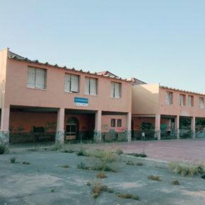 Cs vuelve a reclamar la puesta en valor del edificio Escuelas Nuevas de El Palmar y exige a Patrimonio que frene su deterioro