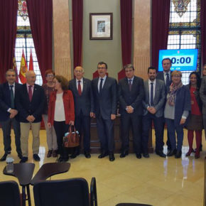 Ciudadanos recogerá mañana el premio de la asociación Salvar el Archivo de Salamanca por su defensa del patrimonio murciano