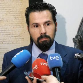 """Gómez: """"La mala gestión del PP en el Ayuntamiento provoca un incremento preocupante de la deuda y pone en peligro su estabilidad financiera"""""""