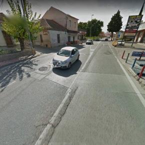 Cs Llano de Brujas pedirá en el Pleno de la Junta Municipal una mejora de la seguridad vial en el cruce de la Vereda de la Venta