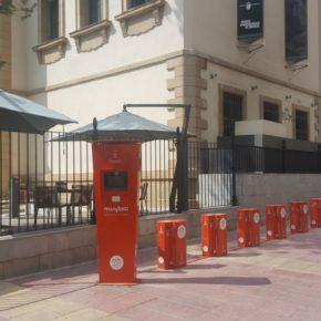 Cs exige a José Ballesta que adopte medidas efectivas para reducir el vandalismo en las estaciones de bicicletas y recuperar el servicio