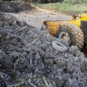 Ciudadanos exige al Gobierno local que informe sobre los vertidos realizados en el término municipal de Alquerías