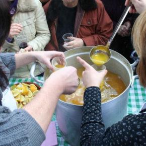 El pedáneo de Patiño registra la solicitud para que el Encuentro de Cuadrillas y las fiestas de 'Las Pelotas' se declaren de Interés Turístico Regional
