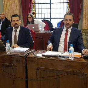 Cs saca adelante la moción de apoyo a la equiparación salarial de la Policía Nacional y Guardia Civil