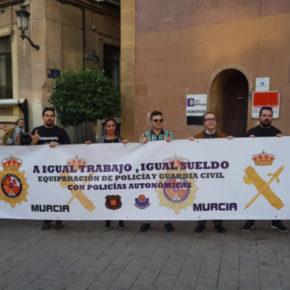 Ciudadanos pedirá en el Pleno la equiparación salarial de Policía Nacional y Guardia Civil