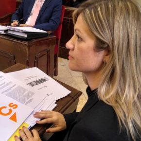 Cs pedirá en el Pleno la implantación de un plan para facilitar la lectura de documentos administrativos, informativos y legales