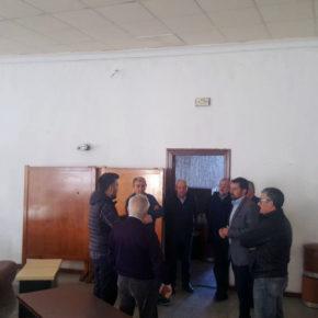 Cs pide a José Ballesta que cumpla sus promesas y acondicione el Casino de Los Garres para uso de los vecinos