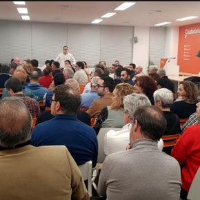 Cs segrega la agrupación de Murcia ciudad para mejorar la eficiencia organizativa y comunicativa en la ciudad y sus pedanías