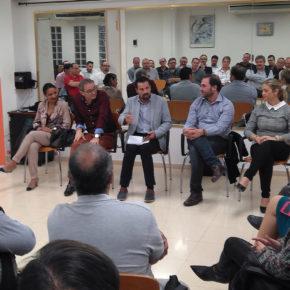 Representantes de Cs en barrios y pedanías muestran su malestar ante el desprecio y ninguneo del Gobierno de José Ballesta