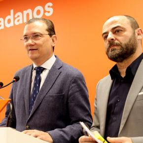 Ciudadanos impulsa medidas en los presupuestos del Estado que consiguen para los murcianos 250 millones de euros