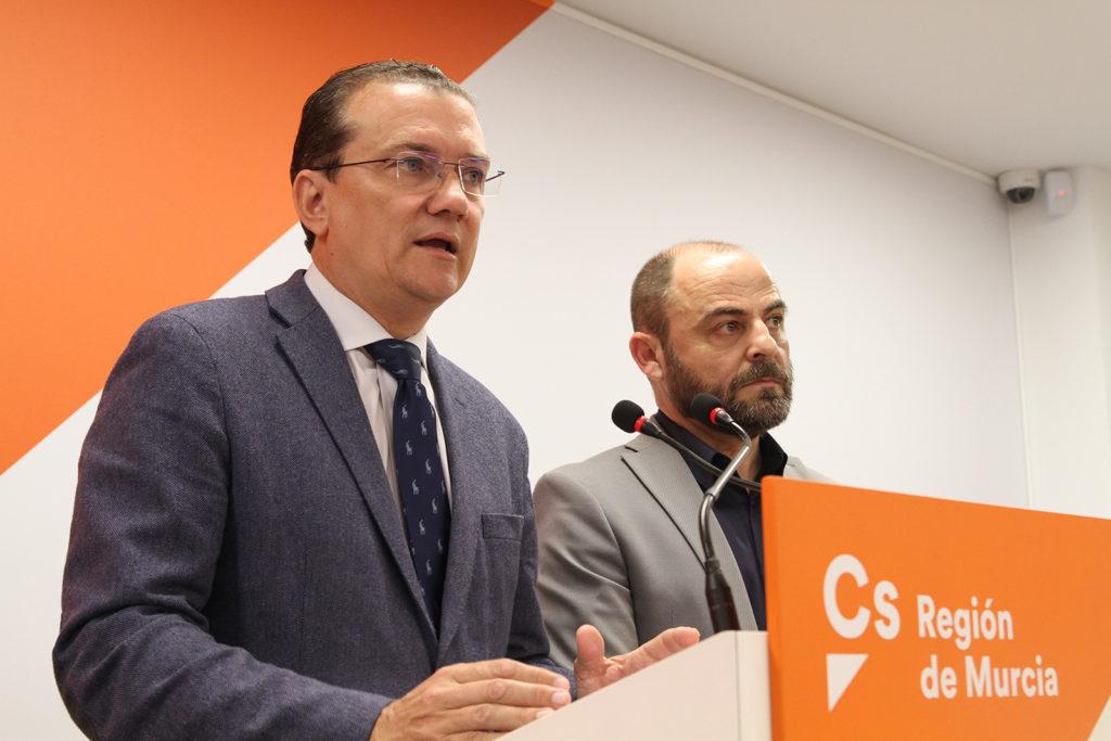 presupuestos 2018 Miguel Garaule y Jose Luis Martínez