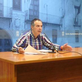 Ciudadanos reclama que las ratios de los colegios de Yecla se igualen al resto de centros de la Región.