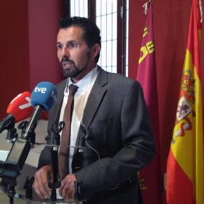 Cs acusa al Gobierno local de actuar con improvisación y falta de información con el cierre del paso a nivel de Senda de los Garres