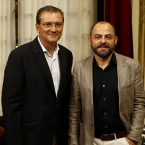Ciudadanos lleva al Congreso el traslado del archivo histórico de la Armada de Cartagena a Madrid