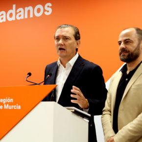Ciudadanos denuncia la ralentización de la reforma del Estatuto y la eliminación de los aforamientos que realizan en Madrid PP, PSOE y Podemos