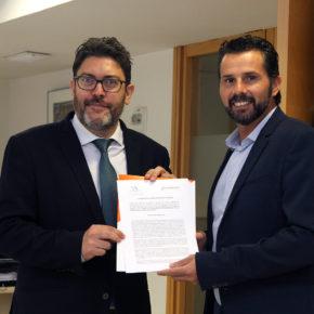 Cs pide en la Asamblea Regional la firma de un convenio entre la Federación de las Peñas Huertanas y la Comunidad Autónoma