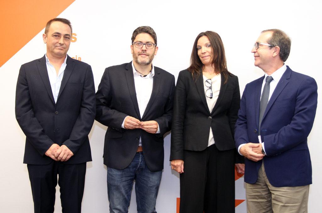 Elena García Quiñones nueva secretaria de Programas y Áreas sectoriales de Ciudadanos en la Región de Murcia
