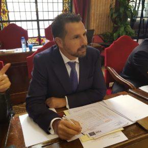 Cs reclama al PP el borrador de los presupuestos y recuerda a José Ballesta que incumple los plazos legales por cuarto año consecutivo