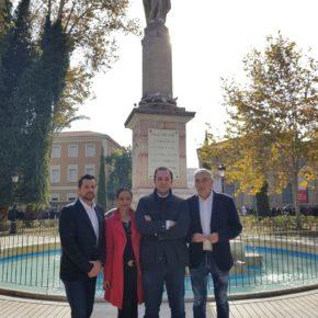 Ciudadanos solicita la rehabilitación de la memoria del conde de Floridablanca en el 210 aniversario de su fallecimiento