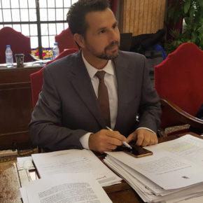 Cs califica de deficiente la gestión de José Ballesta en materia medioambiental